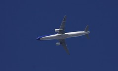 Air Moldova Airbus Industrie A321-211 ER-AXR KIV-STN 9U833 MLD833 FL80