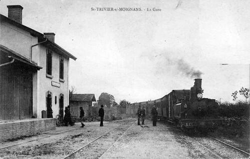 Saint-Trivier-sur-Moignans