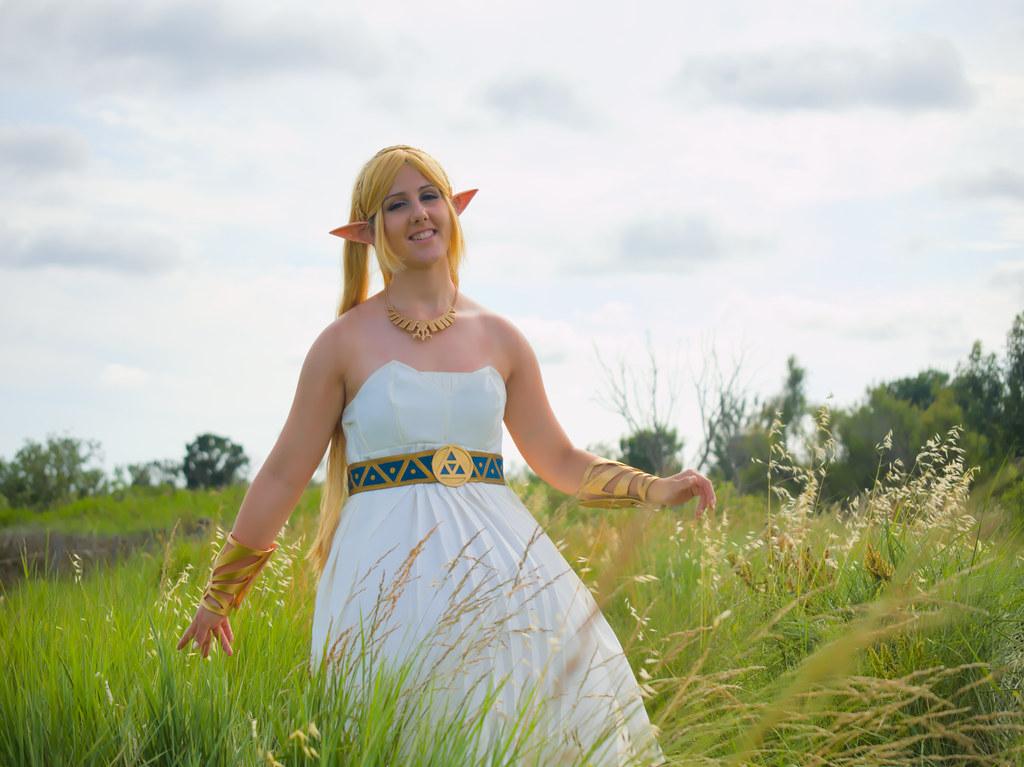 related image - Shooting Zelda - Breath Of the Wild - Kimi Art - Marais de Vigueirat -2020-06-01- P2144865