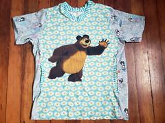 Bear Mother's Day shirt