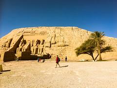 Abu Simbel Temple, Aswan, Egypt, 埃及
