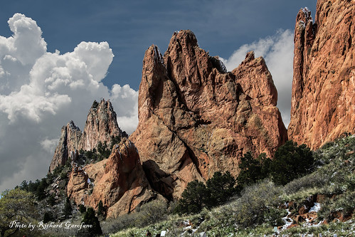 A scene from The Garden of the Gods