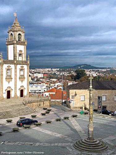 Igreja da Misericórdia - Viseu - Portugal 🇵🇹