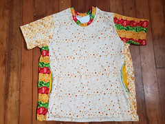 Burrito birthday shirt