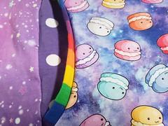 Space macarons