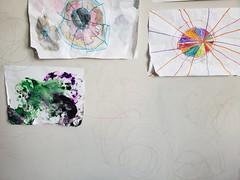 Eliza's art installation