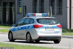 Kia Cee'd SW Policja G197