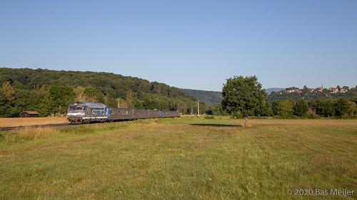 230620 | SNCF 67591 + 236, 232 | TER 831809 | Gresswiller.