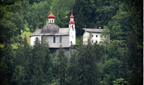 Hainzenberg Wallfahrtskirche Maria Rast