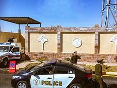 Border police patrols, Aswan, Egypt, 埃及