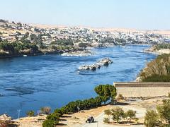 River Nile, Aswan, Egypt, 埃及