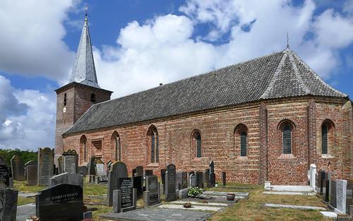 Terschelling: Hoorn, Sint Janskerk