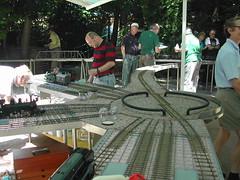 2002 Einweihung der neuen Anlage