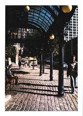 Pioneer Square pergola, 1977