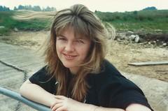 Kielder Water, June 1990