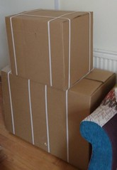 Thankfully these boxes are not as heavy as they are large - PlasticBoxShop