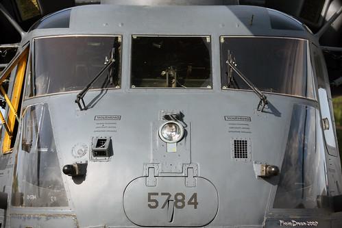 Close-Up Sikorsky H-53 95784 on12-05-2007 17-35-24 at Helidays Bierset 2007 513 - mod et signe