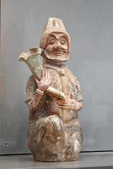 Marchand sogdien (Musée Cernuschi, Paris)