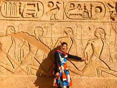 Abu Simbel Temple, Aswan, Egypt, 埃及 - Taiwan tourist