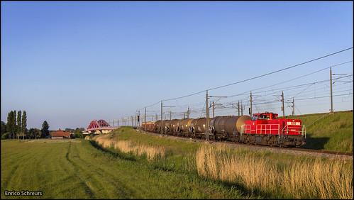 29 mei 2020 - DB Cargo 6454 - Hattem