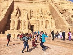 Abu Simbel Temple, Aswan, Egypt, 埃及 - Taiwan tourists