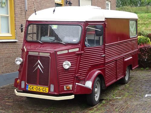 1974 Citroën HY