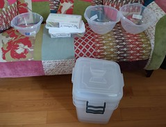 Boxes, bowls and other plastic items for the kitchen - PlasticBoxShop
