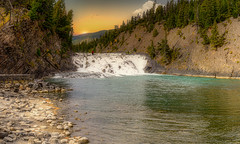Bow River Fall