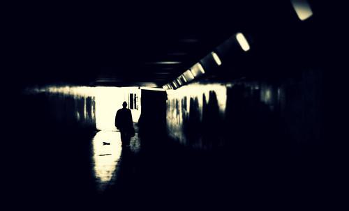 Subway man