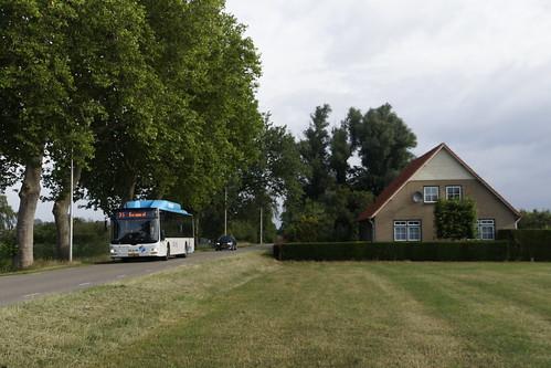 BRENG 5376 met kenteken 30-BBJ-5 naar Bemmel In Bemmel 30-06-2020
