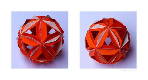Origami Adaga (Isa Klein)