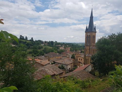 Ville-sur-Jarnioux - Eglise