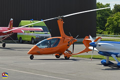 ELA 10 Gyrocopter / ЕЛА 10 Гірокоптер