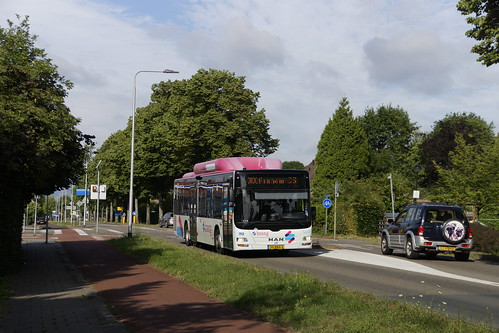 BRENG  5417 als lijn 300 naar Arnhem CS in Bemmel 30-06-2020
