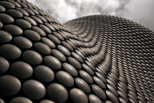 The Cadbury  'Chocolate Button' Building