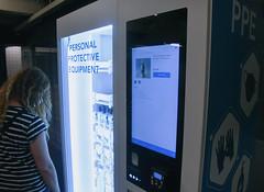 MTA Deploys PPE Vending Machines Across Subway System