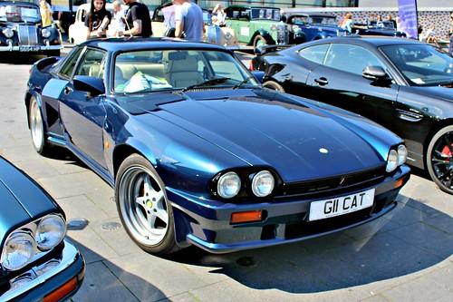 071 Lister Jaguar XJS 7 litre Le Mans Coupe (1990) G 11 CAT