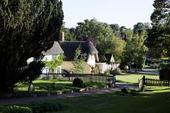 Arkesden Church Green, Essex, England