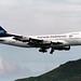 Garuda Indonesia | Boeing 747-200 | PK-GSB | Hong Kong International