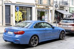 BMW M4 Cabriolet F83