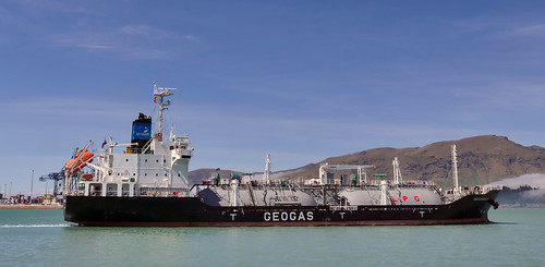 BOUGAINVILLE. Oil/Chemical Tanker