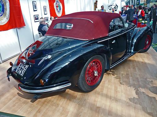 Alfa Romeo 6C 2500 Sport Cabriolet 'Superleggera' 1939 (1010601)