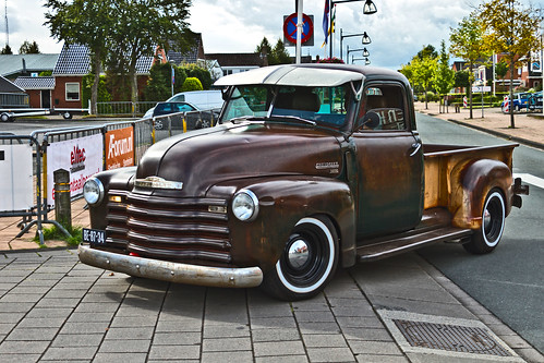 Chevrolet 3600 Pick-Up Truck 1950 (9387)