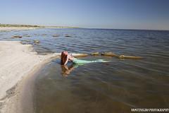 Brittany At Salton Sea and Bombay Beach
