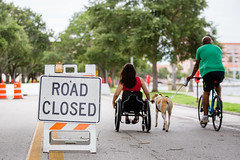 Road Closures for Social Distancing