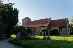 Church of John the Baptist Langley Essex England