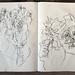 2006.01-2007.12[5] Shanghai Sanlintang Studio Sketchbooks 1to5 上海三林塘工作室 草稿速写簿第一至第五本-354