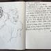 2006.01-2007.12[5] Shanghai Sanlintang Studio Sketchbooks 1to5 上海三林塘工作室 草稿速写簿第一至第五本-367