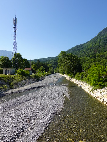 LA Glière @ Pont de l'Englannaz @ Faverges