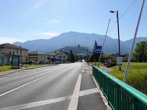 Pont de l'Englannaz @ Faverges